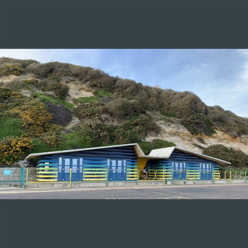 Disabled Beach Huts