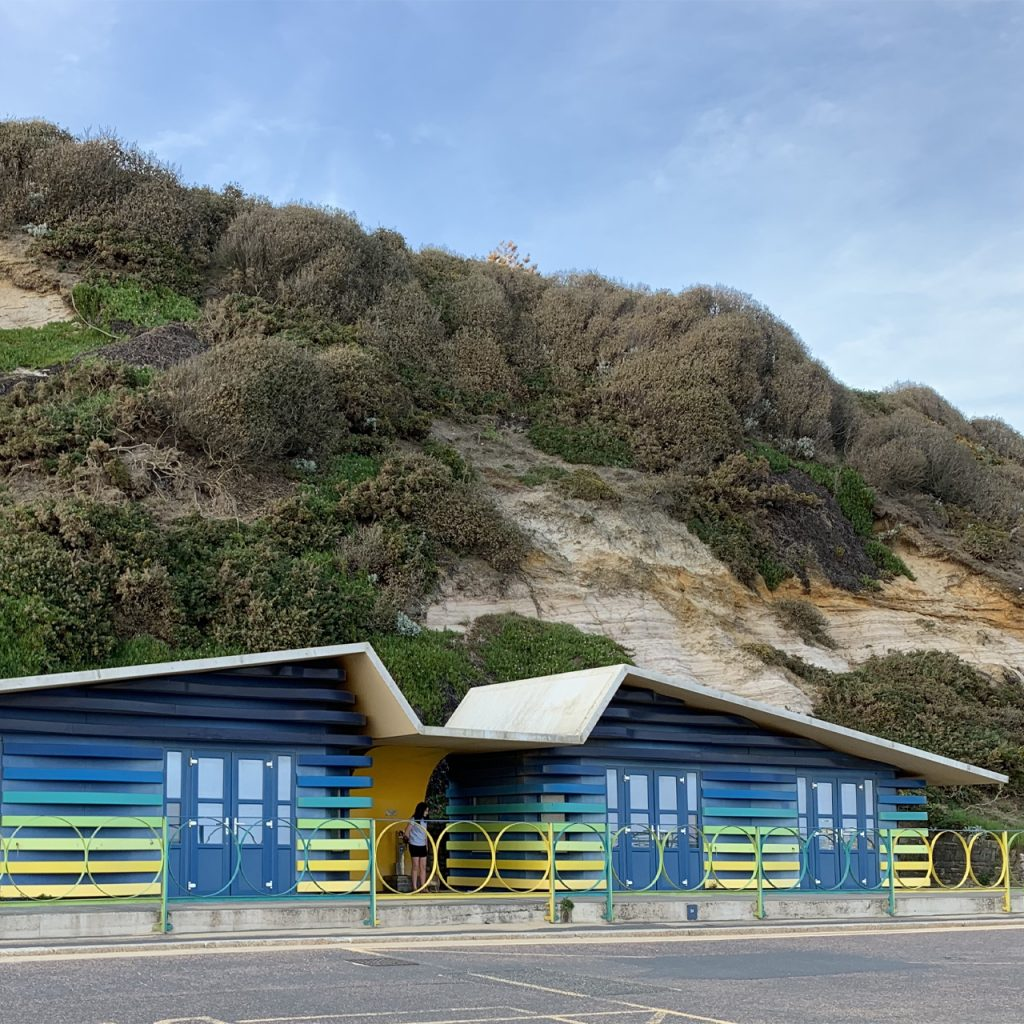 Disabled Beach Huts