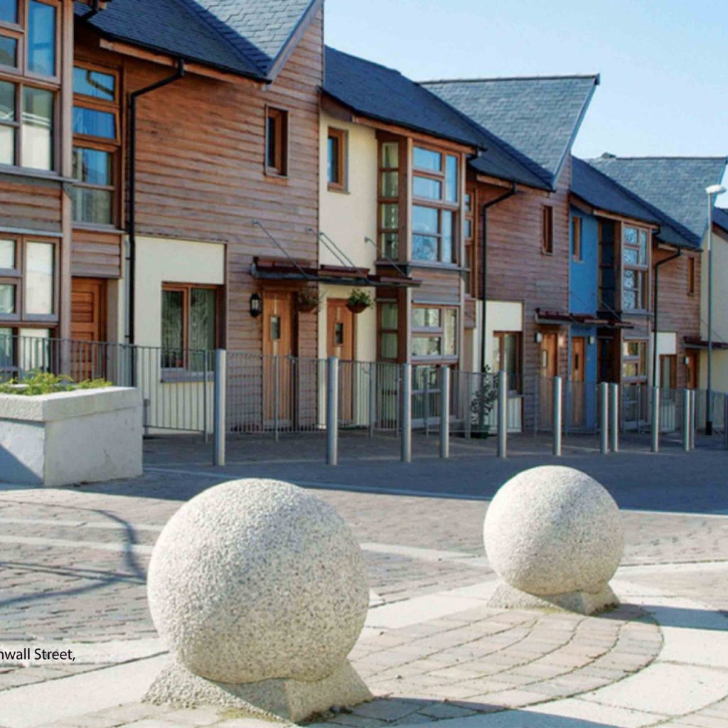 Landscape Projects - Delivered by Nicky Whittenham (Bounce Back Arts Founding Director), for Devon & Cornwall Housing Association and Poole Housing Partnership.